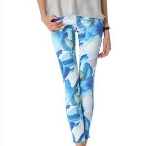 J Brand Blue Orchid Super Skinny Jeans